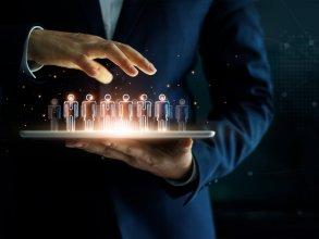 El líder digital