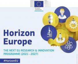Horizon Europe: Programa Marco europeo de I+D+i 2021 - 2027. CURSO EN VIDEOS