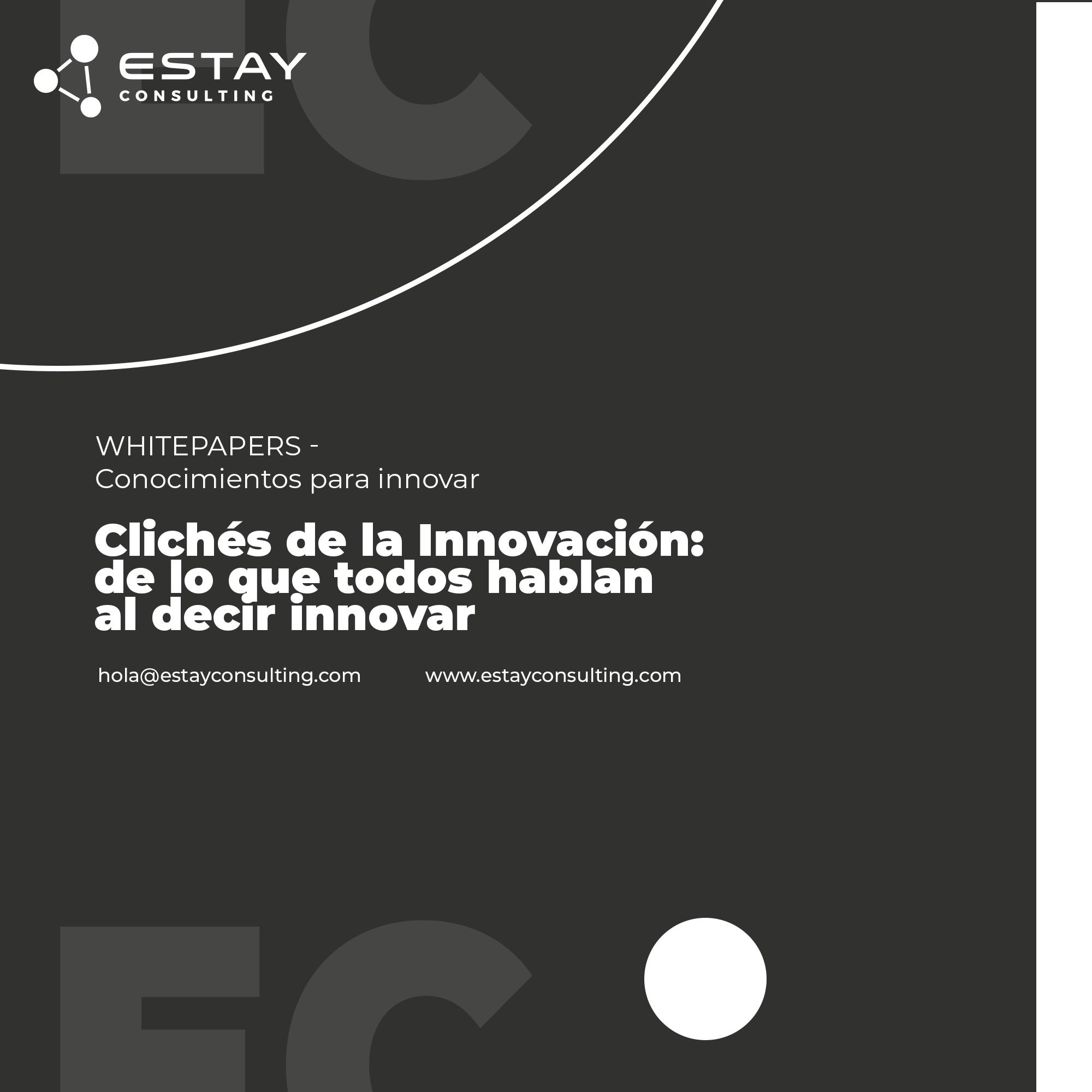 Clichés de la Innovación