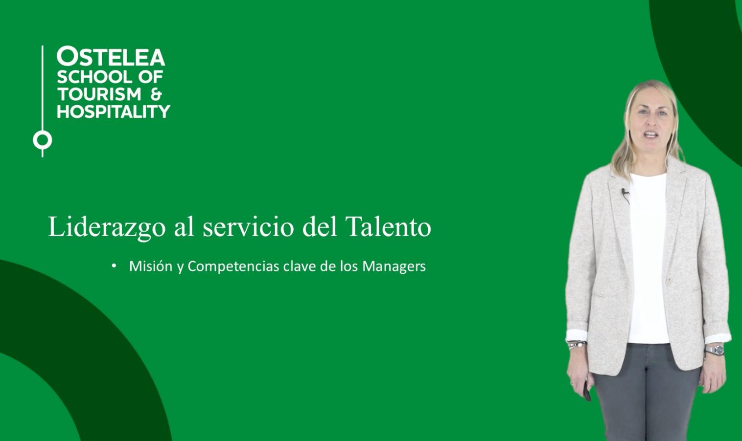 Competencias de los Managers | Ostelea